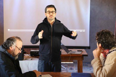 Julio Rojas, guionista es el encargado del taller formativo del FIC Seminario 2015